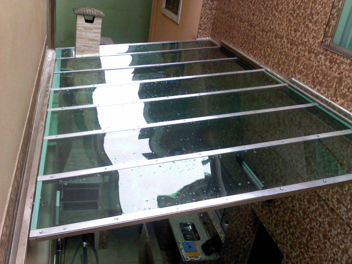 Favoritos Coberturas policarbonato preço m2   Decorando Casas FA62