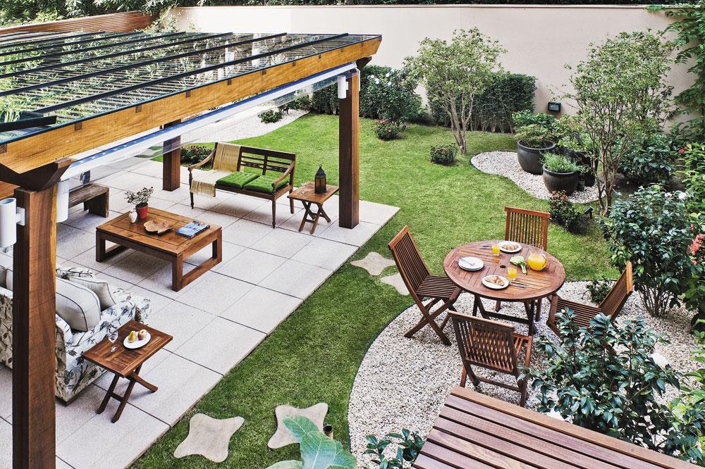 Tipos De Pedriscos Para Jardim Pre O Decorando Casas