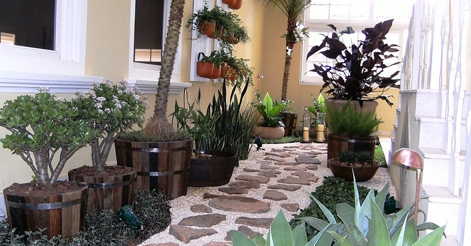 mini jardins pedra viva : mini jardins pedra viva:Tipos de pedriscos para jardim – Preço