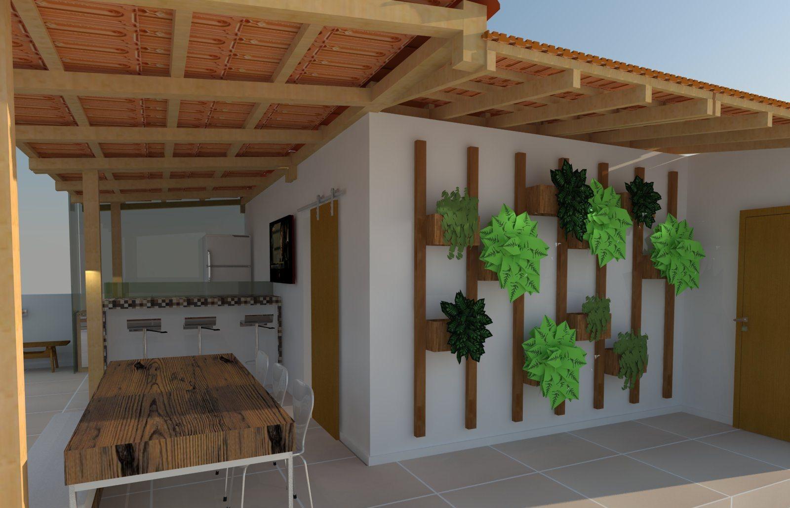 Fotos De Paredes Da área Externa Da Casa Decoradas Pictures to pin on  #B37218 1600 1030