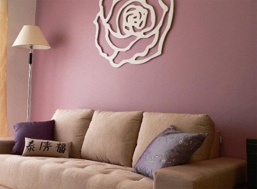 Dicas de tintas para parede da sala decorando casas for Fotos paredes pintadas