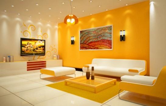 Paredes decoradas para sala dicas grtis 2014 holidays oo - Imagenes de paredes pintadas ...