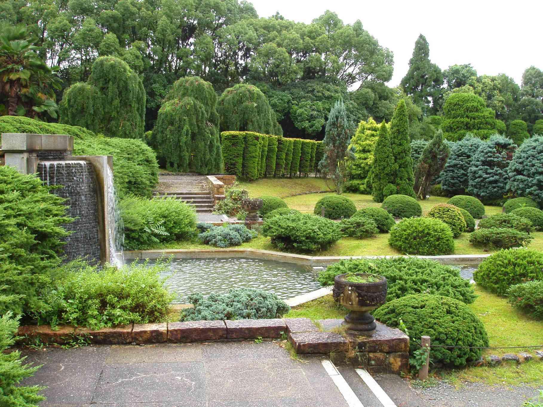 Nomes de plantas para jardim decorando casas for Structurer un jardin