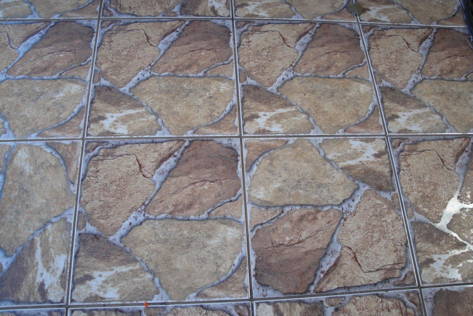 Piso antiderrapante de cer mica porcelanato e pedras for Pisos ceramicos externos