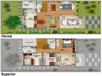 plantas-casas-duplex-com-3-quartos