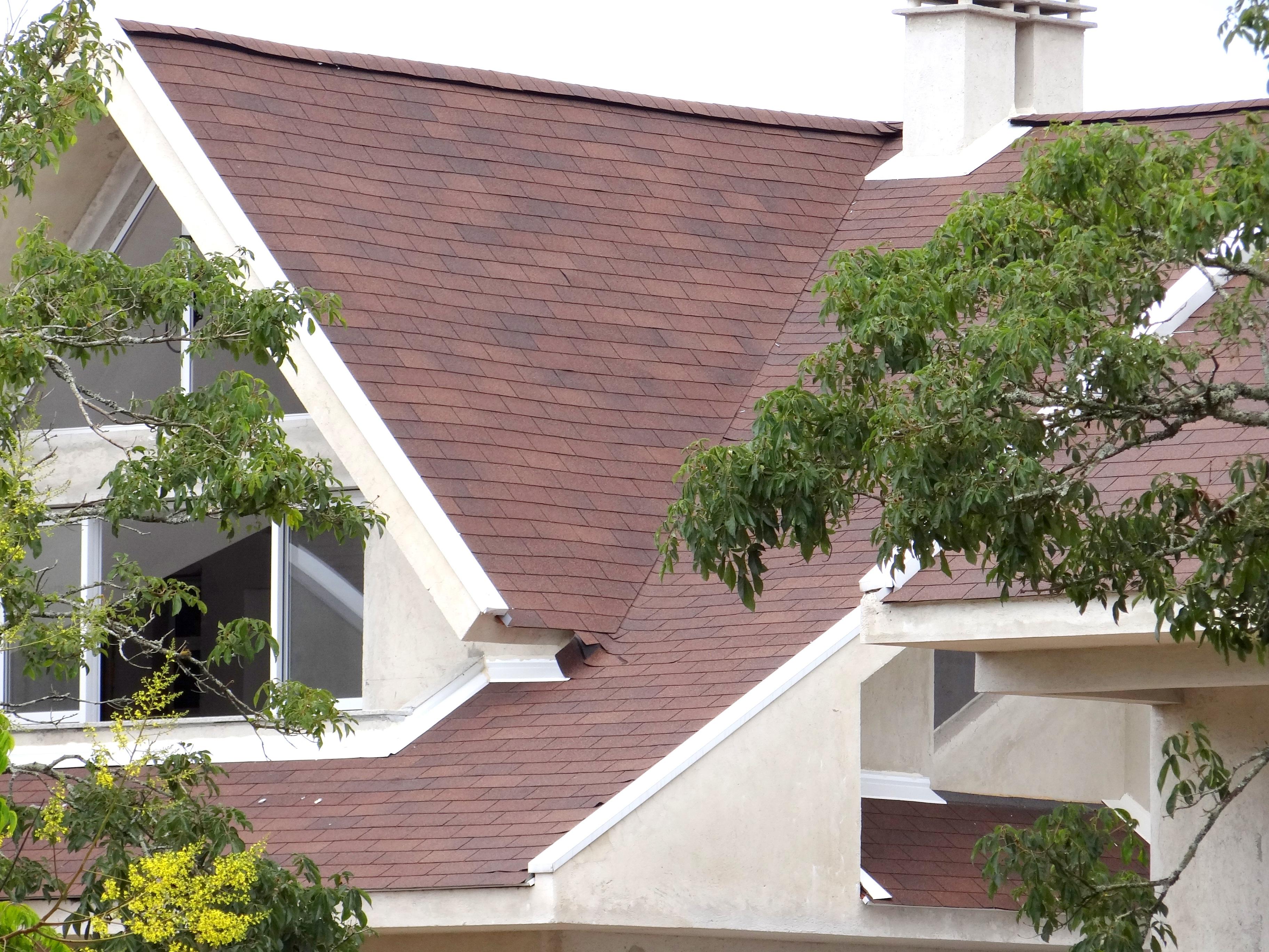 Telha shingle ou telhado americano Decorando Casas #A6A425 3648x2736
