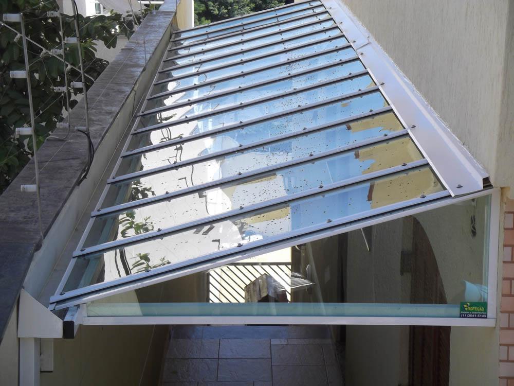 Coberturas policarbonato retr til decorando casas for Tubos de aluminio para toldos