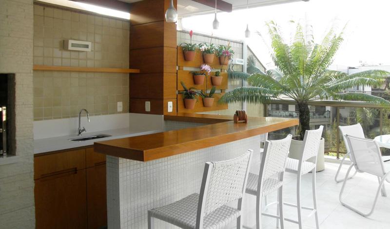 Aparador Com Gavetas Branco ~ Varanda Gourmet u2013 10 dicas para decoraç u00e3o Decorando Casas
