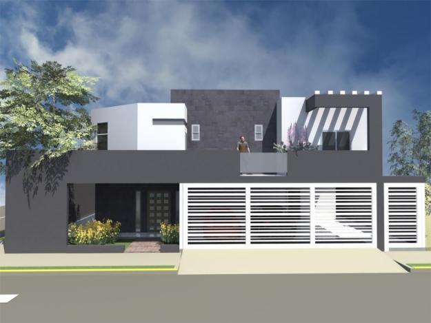 Cores de tintas para casas modernas tend ncias 2015 - Pinturas para casas exteriores ...