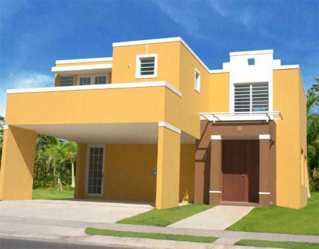 cores de tintas para casas modernas tend ncias 2015