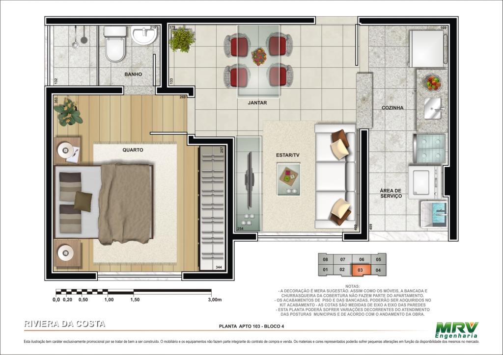 Plantas de apartamentos pequenos decorando casas - Plantas para dormitorio ...