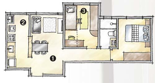 plantas-apartamentos-pequenos