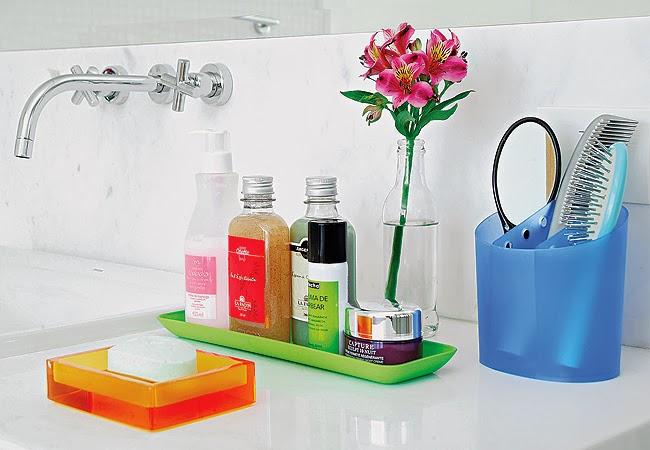 Como decorar banheiro gastando pouco  Decorando Casas -> Decorar Banheiro Barato