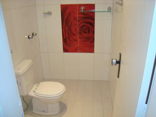 Banheiros Com Revestimento Em Porcelanato : Revestimento de parede para banheiros decorando casas