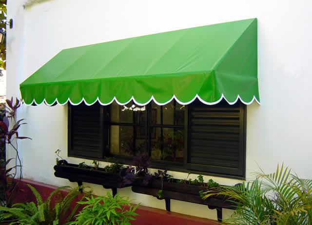 Toldo fixo para janelas decorando casas for Material para toldos correderos