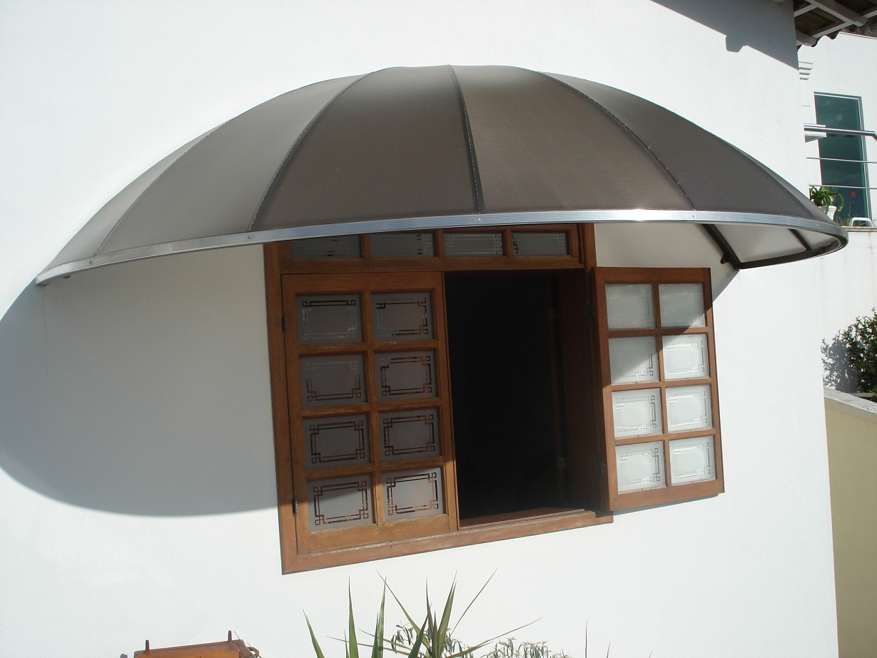 #7A6451 Toldo fixo para janelas Decorando Casas 1510 Toldos Para Janelas De Apartamentos Preços