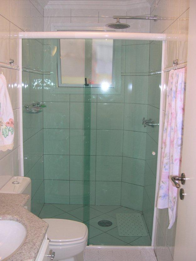 Modelos de box para banheiro  Decorando Casas -> Box Banheiro Blindex Decorado
