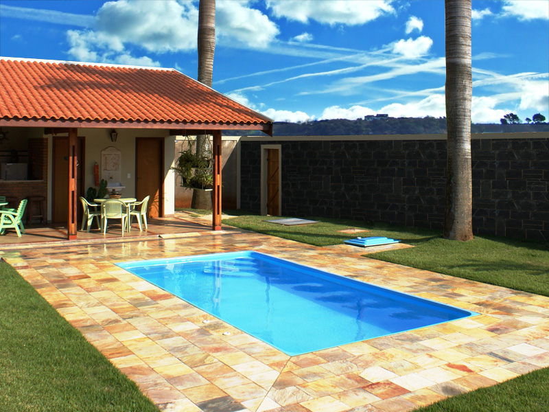 Projetos de piscinas de fibra decorando casas for Piscinas rigidas baratas