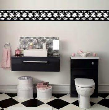 #474476 Decoração de banheiros simples e pequenosDecorando Casas 352x354 px banheiros pequenos decoração simples