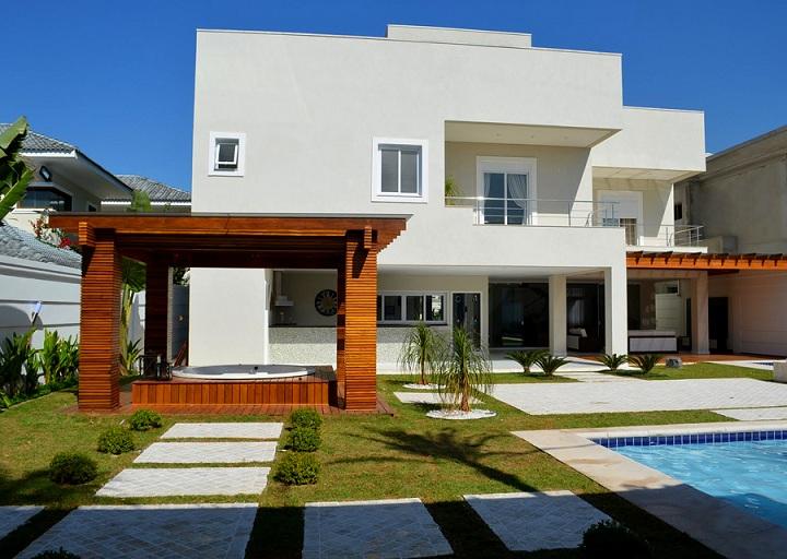 Fachadas de casas residenciales related keywords for Fotos de fachadas
