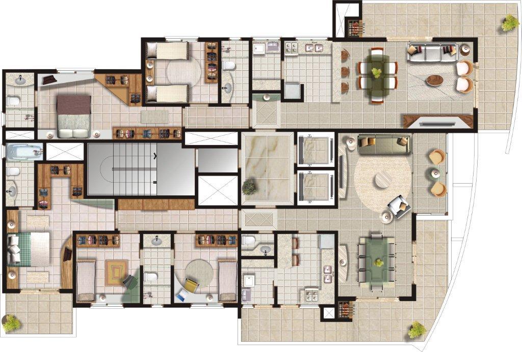 Fotos de plantas de casas gr tis decorando casas Modelo de viviendas para construir