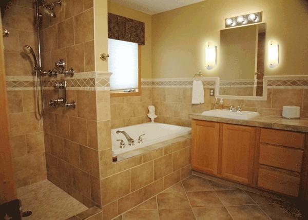 Iluminao banheiro arandela Decorando Casas
