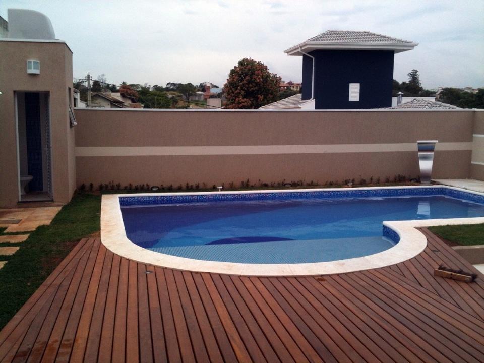 Projetos de piscinas com prainha decorando casas for Piscinas modelos