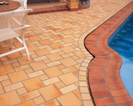 Revestimentos externos para pisos decorando casas for Pisos ceramicos externos