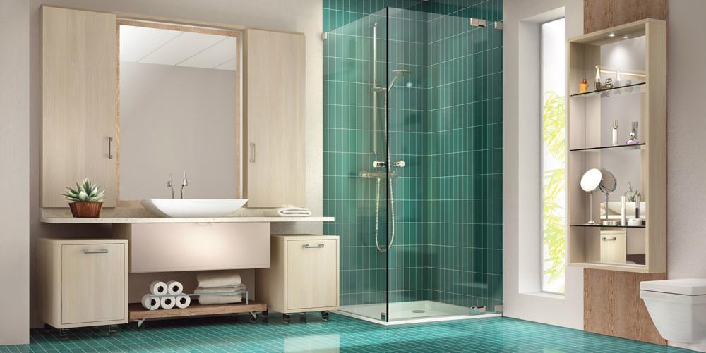 Banheiro pequeno pede um projeto de móveis planejados  Decorando Casas -> Ncm Banheiro Planejado