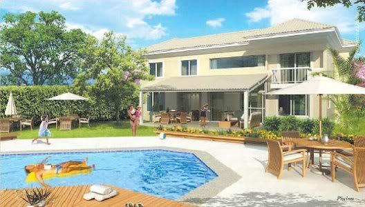 Plantas de casas grandes e bonitas decorando casas for Casas modernas y grandes