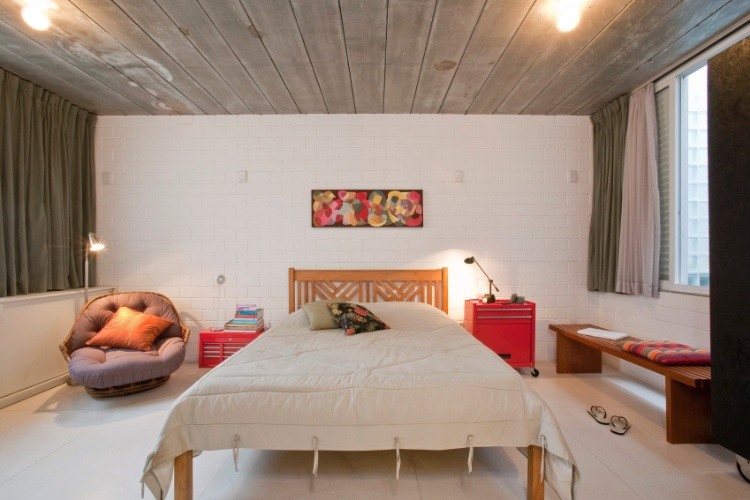Revestimento de parede para quarto casal Decorando Casas ~ Revestimento Para Parede De Quarto Casal
