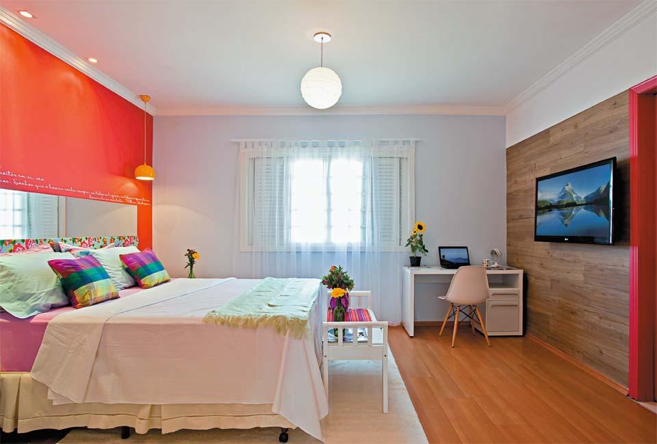 Revestimento de parede para quarto casal Decorando Casas ~ Revestimento Interno Para Quarto