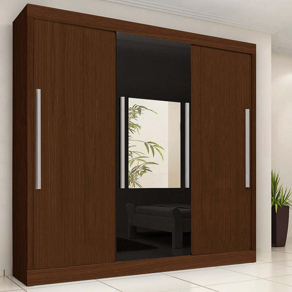 Armario De Quarto Porta De Correr Casas Bahia ~ Modelos de armários para quarto com porta de correr