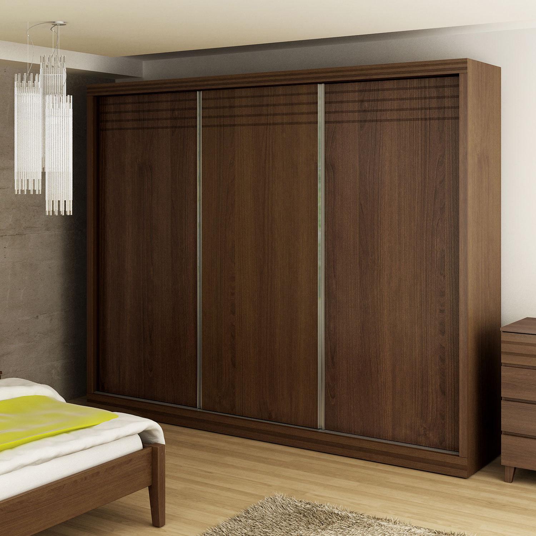 Modelos de armários para quarto com porta de correr Decorando Casas #A19B2A 1500x1500 Armario Banheiro Porta De Correr