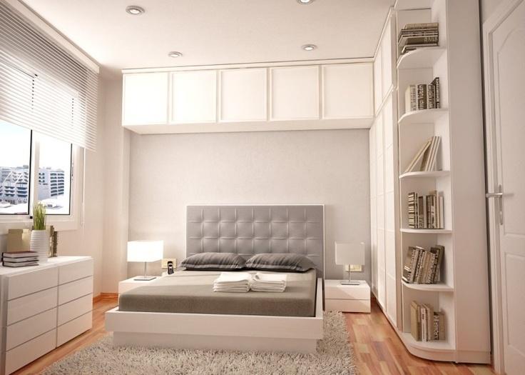Produção Artesanal Ou Artesanato ~ Closets modernos e planejados para quarto Decorando Casas