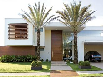 decoração-fachadas-casas