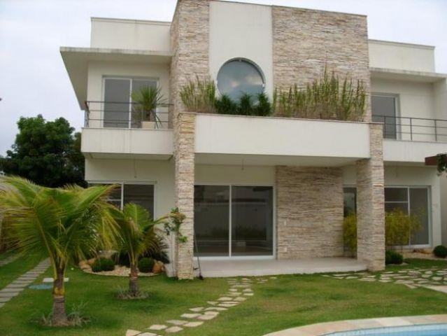 Dicas de decora o para fachadas de casas decorando casas for Fachadas de casas bonitas por fuera