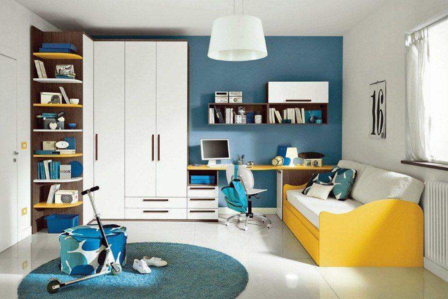 Decora o para quartos de adolescentes decorando casas - Colores para habitaciones juveniles masculino ...