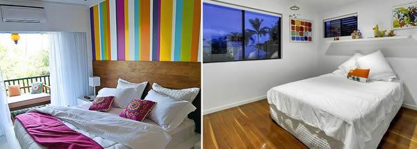 Dicas decoração quartos simples e baratos  Decorando Casas