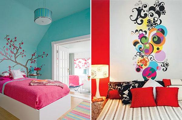 decoracao alternativa e barata para quarto:fotos de decorações simples e baratas para quartos