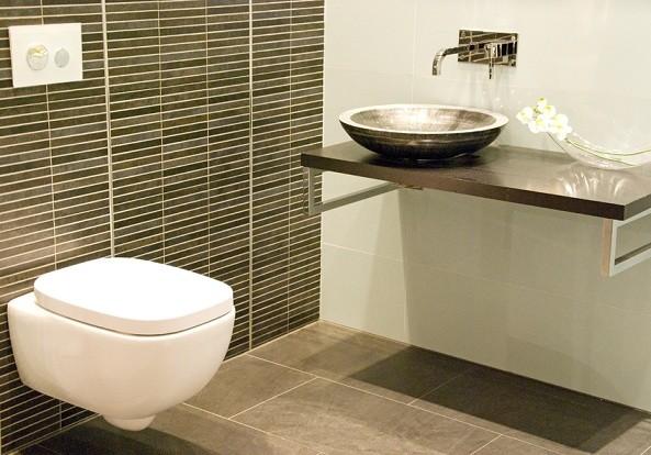 Dicas de pia para banheiros pequenos  Decorando Casas -> Banheiro Pequeno Pia