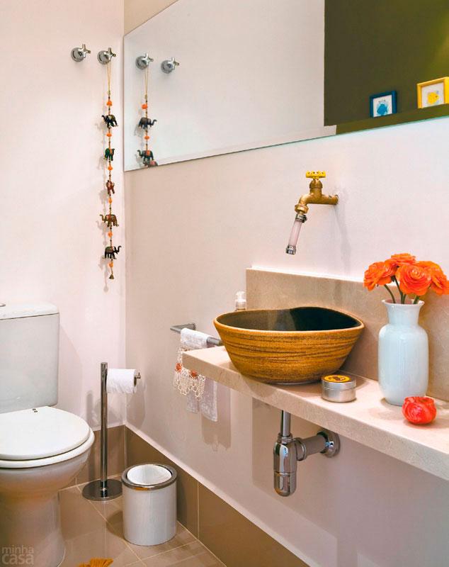 Dicas de pia para banheiros pequenos  Decorando Casas -> Pia De Louca Para Banheiro Pequeno