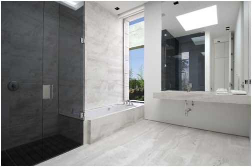 Imagens Pisos Banheiro : Tipos de pisos antiderrapantes para banheiro decorando casas