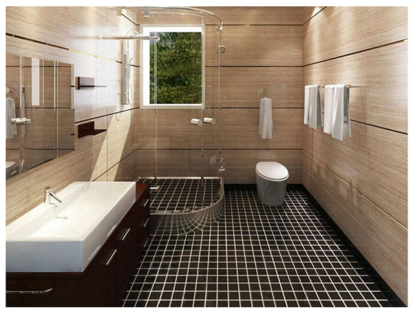 Tipos De Pisos Antiderrapantes Para Banheiro Decorando Casas