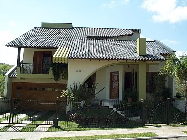 Fotos de telhados casas simples e pequenas decorando casas for Ver casas modernas