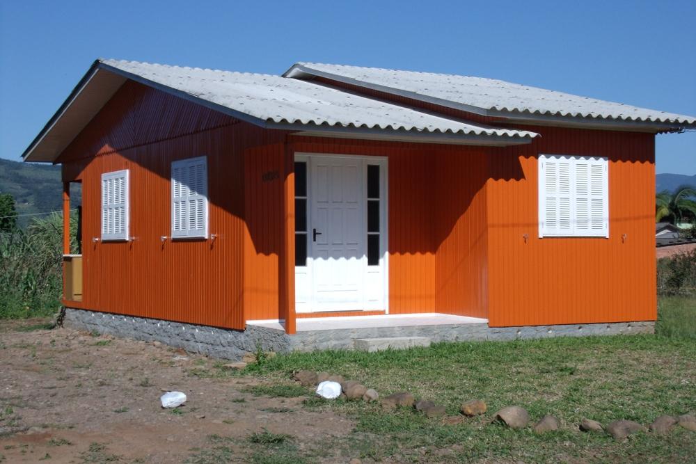 Fotos De Telhados Casas Simples E Pequenas Decorando Casas