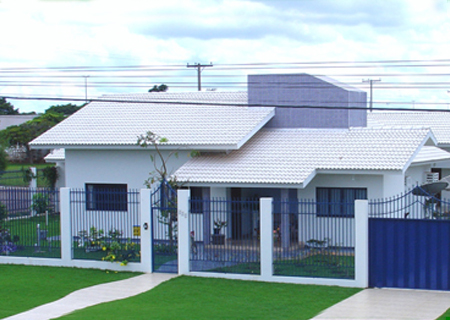 Fachadas de Casas pequenas e simples (11 modelos)