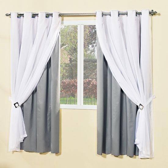 Dicas de cortina para quarto com blackout