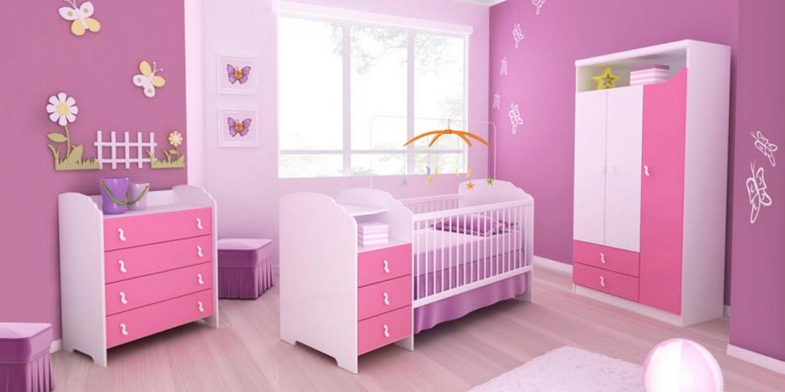 M Veis Planejados Para Quarto De Beb Decorando Casas ~ Quarto Feminino Pequeno Planejado