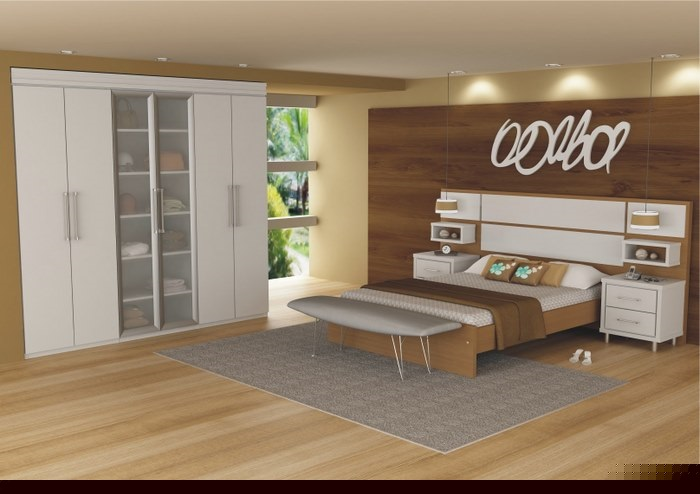 Armario quarto de casal : Arm?rios para quarto de casal decorando casas